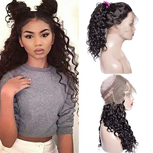 Maxine Hair 360 Lace Frontal Wig Human Hair Water