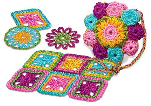 Great Gizmos Crochet Art Set Da Gioco Per Creazioni Alluncinetto