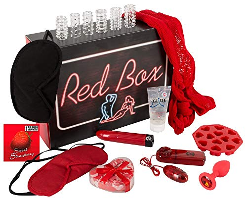 You2Toys Red Box Geschenk-Set