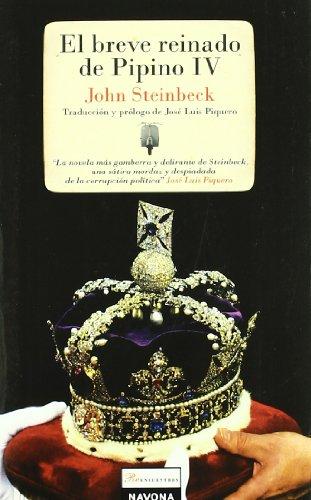El breve reinado de Pipino IV Cover Image