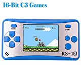 Best Video Players - Kids Retro Handheld Game Console with Built in Review