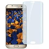 1x mumbi 3D Panzerfolie für Samsung Galaxy S7 Edge Glasfolie Hartglas 6H transparent