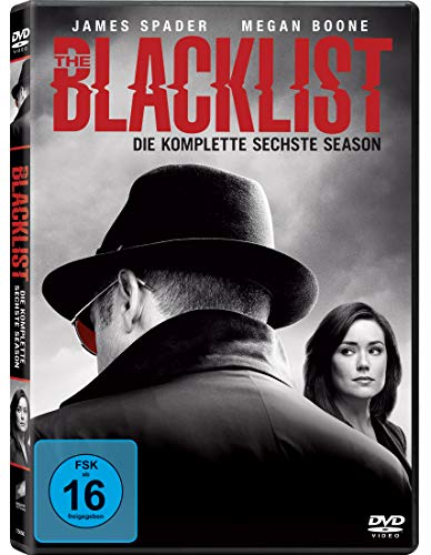 The Blacklist - Die komplette sechste Season [6 DVDs]