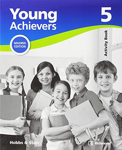 MADRID YOUNG ACHIEVERS 5 ACTIVITY PACK por Vv.Aa.