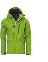 Trespass Corvo Men's Waterproof Windproof Outdoor Rain Jacket