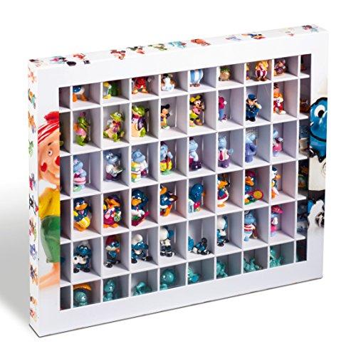 Leuchtturm (344050 Boîte Surprise avec 60 Compartiments pour Figurines Surprise