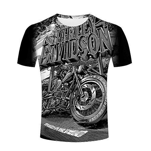 lingshirt - Camiseta - para hombre c Small