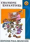 Partition - Chansons enfantines 16 titres + CD