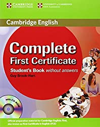 Complete FCE: Student's Book with CD-ROM