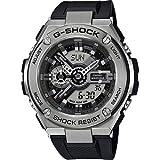 CASIO Herren Digital Uhr mit Harz Armband GST-410-1AER