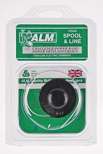 5-x-alm-pd250-spool-line-fits-ryobipattfieldgardenlinepowerforcechallengeeinhellcotechtescowolfsover