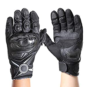 51MoH3fORBL. SS300  - Q_STZP Gloves glove mitten Bicycle gloves_Autumn and winter motorcycle racing riding all fingers warm anti-collision wear gloves off-road bicycle gloves