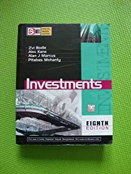 Investments 8th Edition (Softcover International Edition)