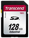 Transcend SD Card 128MB 100x Industrie