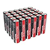 ANSMANN Batterie Mignon AA LR6 1.5V Industrial Alkaline Vorratspack - 30 Stück