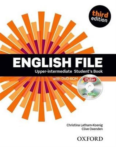 English File third edition: English file digital. Upper intermediate. Student's book-Itutor. Per le Scuole superiori. Con espansione online