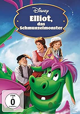 Elliot, das Schmunzelmonster