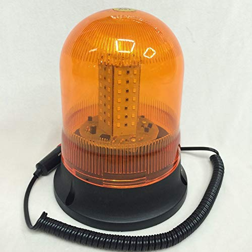 Rundumleuchte Orange Verkehrssicherheit Orange Alarm Lampe 12 V Auto Magnetic Beacon Rotating Revolving Strobe Flash Warnung Alarm Led-Licht -