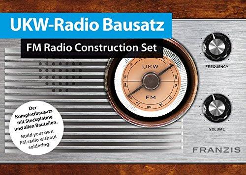 Franzis UKW-Radio Bausatz thumbnail