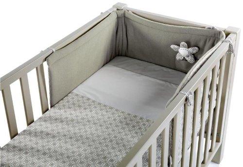 Preisvergleich Produktbild Quax Bett Marie Sofie hellgrau