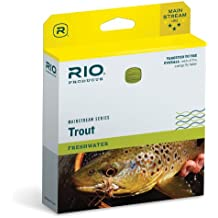 Rio Mainstream Trout Fly Line DT4F, coda di topo galleggiante di alta qualità