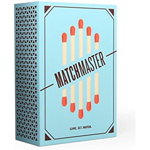 Matchmaster Helvetiq, juego de cartas para toda la familia, sin necesidad de tener una buena mano para