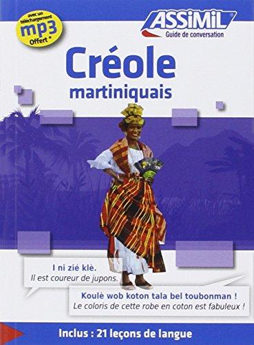 Créole martiniquais par Manuella Antoine