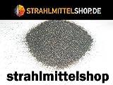 25.00 kg Strahlmittel Strahlsand Asilikos Koernung 0.20-1.40 mm (0.63€/kg)