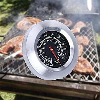 BBQ Smoker Grill Thermometer ,Awakingdemi Temperature control instrumentation thermostat barbecue oven thermometer BBQ