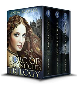 Torc Of Moonlight Trilogy: (Books 1-3) by [Acaster, Linda]