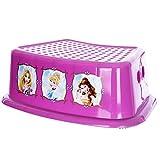 Best Disney Kids Step Stools - Kids step up foot stool Disney princess Review
