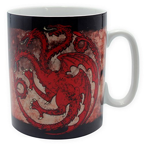 ABYstyle - GAME OF THRONES - Tazza - 460 ml - Targaryen