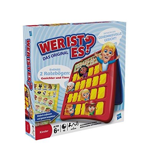 Hasbro Spiele 05801100 - Wer ist es?, Vorschulspiel