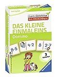 Ravensburger 41494 - Das kleine Einmaleins. Domino ab 7 Jahren, Lern und Experimentierspielzeug