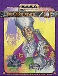 Torg: The Cyberpapacy: The Sourcebook of Cyber-Religious Reality by Jim Bambra (1991-06-03)