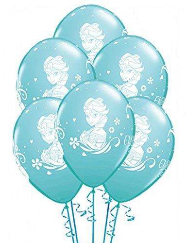 ballons-la-reine-des-neiges-frozen-x6