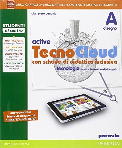 Tecnocloud con schede. Ediz. activebook. Per la Scuola media. Con e-book. Con espansione online
