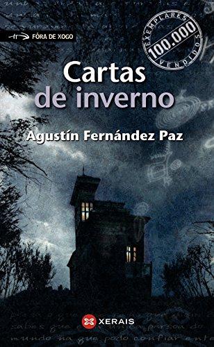 Portada del libro Cartas de inverno (Edición cen mil) (Infantil E Xuvenil - Fóra De Xogo)