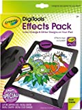 Crayola DigiTools Effects Pack - Digitales Mal-Set für Tablets (Apple iOS)