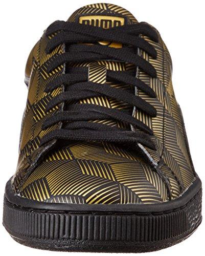 Puma Basket Classic Citi Sneaker Black