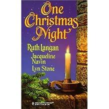 One Christmas Night by Ruth Langan (1999-11-01)