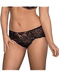 Gaia 534P Chantal Slips Damen Unterhosen Unterwäsche Spitze Setteil Top Qualität EU