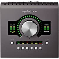 Apollo Twin MKII Solo Thunderbolt Audio Interface