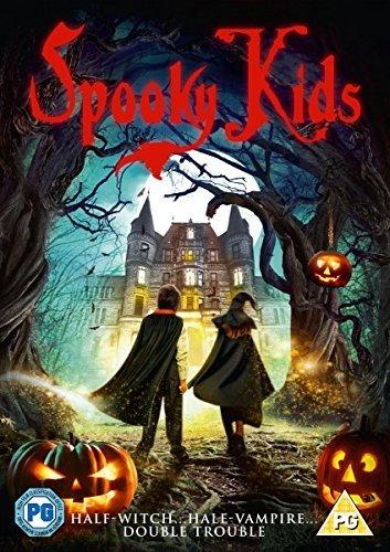 Spooky Kids  DVD