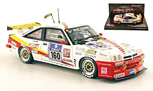 Opel Manta B, No.160, Kissling Motorsport, ADAC 24h Nuerburgring, 2010, Model Car, Miniature déjà montée, Minichamps 1:43