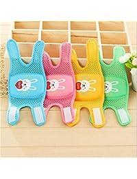 Baby Knieschoner 1 Paar Baby Krabbelknieschoner verstellbar Cartoon Knieschoner Knieschoner Ellenbogenschützer Armschützer Sicherheits-Schutz Kleinkinder Mädchen und Jungen für 0-5 Jahre, grün