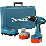 Makita 8391DWPE 18V Combi Drill with 2 x 1.3Ah Ni-Cad Batteries and Charger