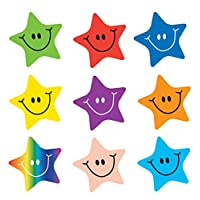 Sticker Solutions Smiley Star Stickers (Pack of 180)
