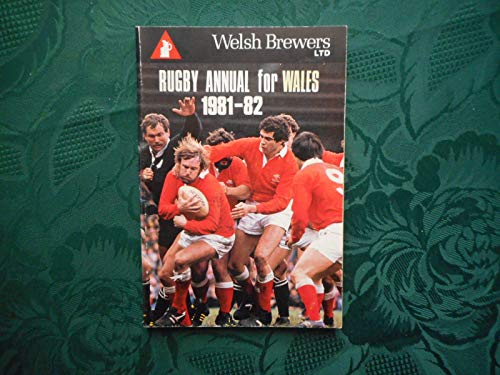 Rugby Annual for Wales