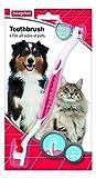 beaphar Zahnpflege-Set für Hundewelpen, für gesunde Zähne und Zahnfleisch